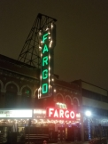 December, Christmas in Fargo