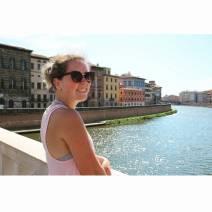July, Pisa