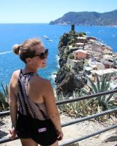 July, Cinque Terre