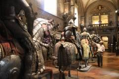 The horse armor