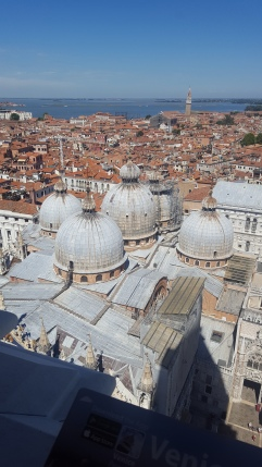 Some of the views from the Campanile