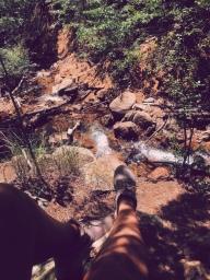 On the seven bridges trail