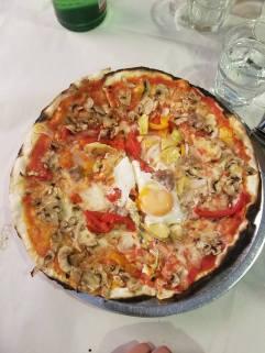 Emily's pizza