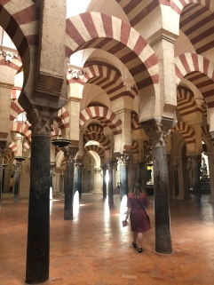 Perhaps the most iconic arches of Cordoba